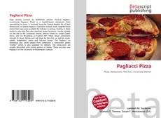 Capa do livro de Pagliacci Pizza