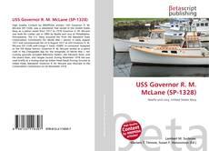 USS Governor R. M. McLane (SP-1328)的封面