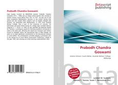 Обложка Prabodh Chandra Goswami