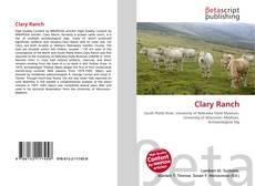 Capa do livro de Clary Ranch