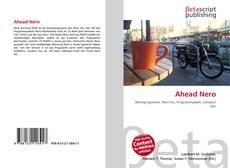 Bookcover of Ahead Nero