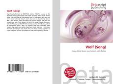 Bookcover of Wolf (Song)