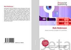 Bookcover of Rob Robinson