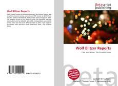 Buchcover von Wolf Blitzer Reports