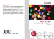 Capa do livro de Wolf Brother