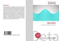 Capa do livro de Rob Quail