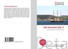 Bookcover of USS Hannibal (AG-1)