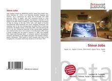 Bookcover of Steve Jobs