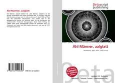 Borítókép a  Ahl Männer, aalglatt - hoz