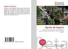 Bookcover of Aguilar de Segarra