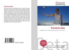 Buchcover von Practical Joke