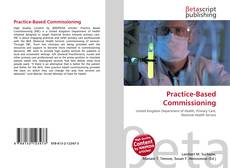 Bookcover of Practice-Based Commissioning