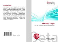 Bookcover of Pradeep Singh