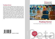 Bookcover of Pradeep Kumar