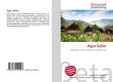Capa do livro de Agus Salim