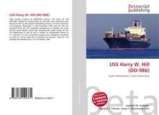 USS Harry W. Hill (DD-986) kitap kapağı