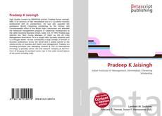 Portada del libro de Pradeep K Jaisingh
