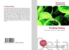 Bookcover of Pradeep Dubey