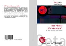 Capa do livro de Rob Palmer (Commentator)