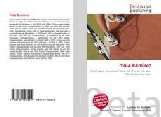 Buchcover von Yola Ramírez