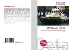 Portada del libro de USS Hawaii (CB-3)