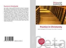 Capa do livro de Practice in Christianity