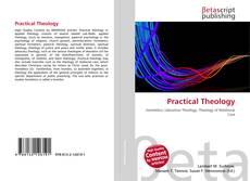 Обложка Practical Theology