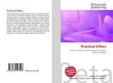 Copertina di Practical Effect