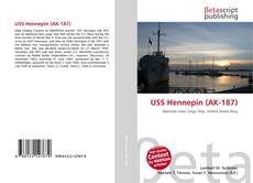 Bookcover of USS Hennepin (AK-187)