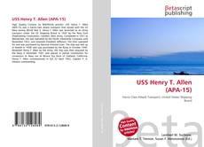 Couverture de USS Henry T. Allen (APA-15)