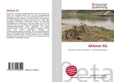 Buchcover von Ahlener SG