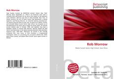 Buchcover von Rob Morrow
