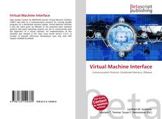 Bookcover of Virtual Machine Interface