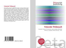 Bookcover of Yolande Thibeault