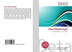 Bookcover of Rhea (Mythology)