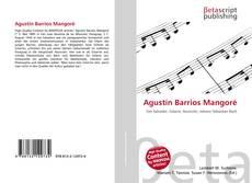 Обложка Agustín Barrios Mangoré