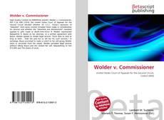 Portada del libro de Wolder v. Commissioner