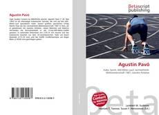 Bookcover of Agustín Pavó