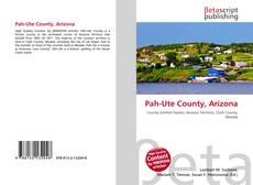 Bookcover of Pah-Ute County, Arizona