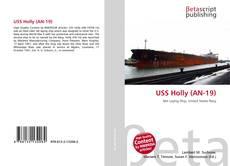 Portada del libro de USS Holly (AN-19)