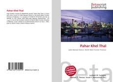 Capa do livro de Pahar Khel Thal