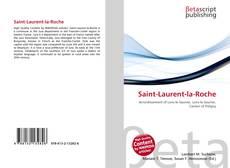 Portada del libro de Saint-Laurent-la-Roche