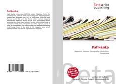 Bookcover of Pahkasika