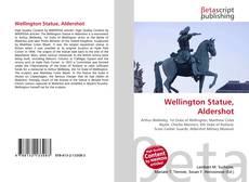 Buchcover von Wellington Statue, Aldershot