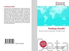 Portada del libro de Pradeep Gandhi