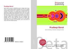 Portada del libro de Pradeep Barot