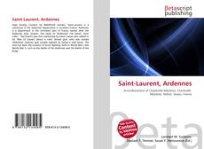 Bookcover of Saint-Laurent, Ardennes