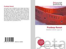 Bookcover of Pradeep Rawat