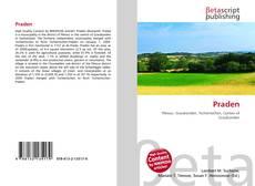 Capa do livro de Praden