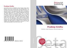 Portada del libro de Pradeep Sindhu